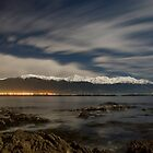 Kaikoura night by Paul Mercer