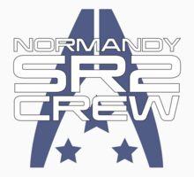 Normandy SR2 Crew Baby Tee
