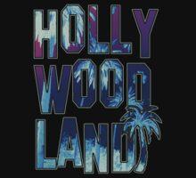 Hollywood Land by Technoir
