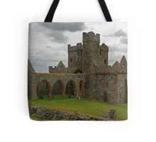 Peel Castle Tote Bag