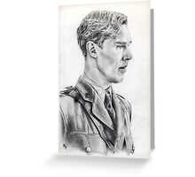 Chrissy... Christopher Tietjens Greeting Card