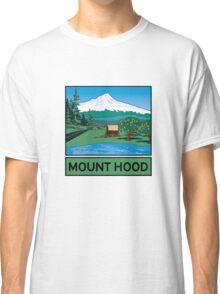 Oregon Scenic Byway - Mount Hood Classic T-Shirt