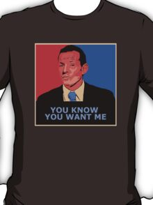 You know you want me - minus subtext T-Shirt