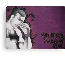 mauricio shogun rua Canvas Print