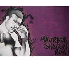 mauricio shogun rua Photographic Print