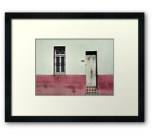 Ebeneezer goods place  Framed Print
