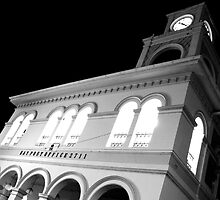 Hay Post Office at night | Hay NSW by vanderson