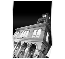 Hay Post Office at night | Hay NSW Poster