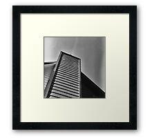 Angles-1 Framed Print
