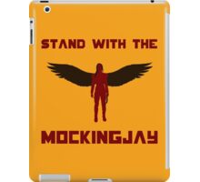 Stand With the Mockingjay iPad Case/Skin