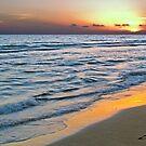 An ordinary sunset by Antonio Zarli