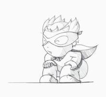 Inner Super Hero by splatterbug