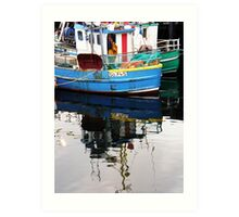 Burtonport Dungloe Co. Donegal Ireland Art Print