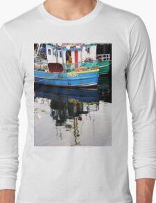 Burtonport Dungloe Co. Donegal Ireland Long Sleeve T-Shirt