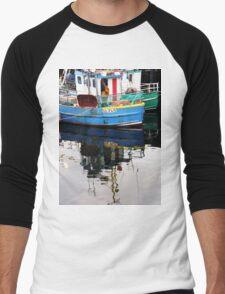 Burtonport Dungloe Co. Donegal Ireland Men's Baseball ¾ T-Shirt