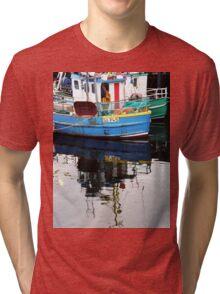 Burtonport Dungloe Co. Donegal Ireland Tri-blend T-Shirt
