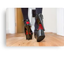 Heels with Style Canvas Print
