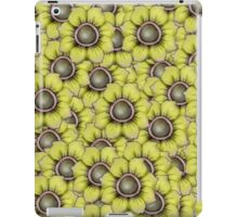 Yellow Flowers! iPad Case/Skin