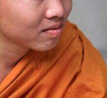 Monk Chat by Hege Nolan
