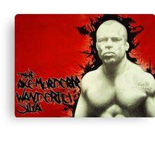 the axe murderer wanderlei silva Canvas Print
