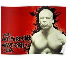 the axe murderer wanderlei silva Poster