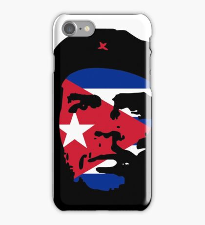 Che Eyes Cuba iPhone Case/Skin