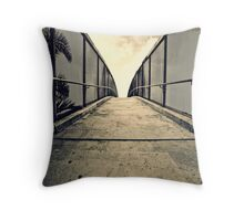 street 07 Throw Pillow