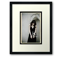Weight of Grief (3) Framed Print