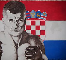 croatia mirko cro cop by christopher cerda