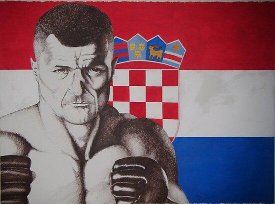 croatia mirko cro cop by christopher cerda