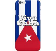 ¡Viva Cuba! iPhone Case/Skin