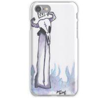 grim reaper 1 iPhone Case/Skin
