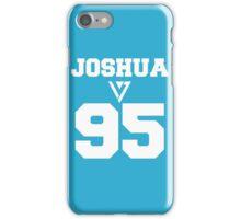 SEVENTEEN Varsity Joshua  iPhone Case/Skin