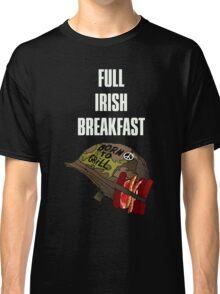 Full Irish Breakfast Classic T-Shirt