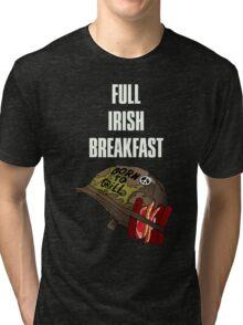 Full Irish Breakfast Tri-blend T-Shirt