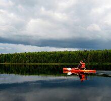 Kayak by exploringfox