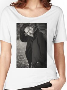 MANU BENNETT - SPIRAL NOTEBOOK! Women's Relaxed Fit T-Shirt