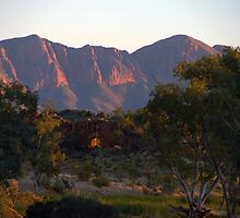 Morning light ~ Ormiston by Richard  Stanley