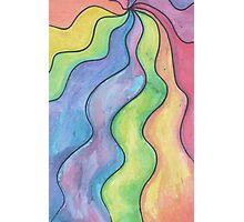 color Photographic Print