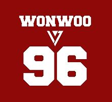 SEVENTEEN Varsity Wonwoo  by vernonvibes
