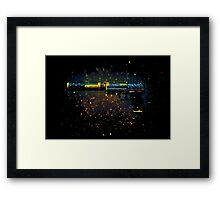 USP - Orion Framed Print