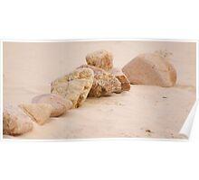 Sand Stones Poster