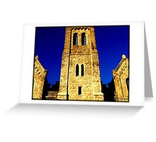 New London, CT Church Greeting Card