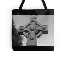 Celtic Cross Gartan Donegal Ireland Tote Bag