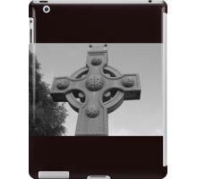 Celtic Cross Gartan Donegal Ireland iPad Case/Skin