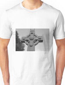 Celtic Cross Gartan Donegal Ireland Unisex T-Shirt