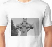 Celtic Cross Gartan Donegal Ireland Unisex T-Shirt