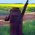 NED KELLY MAILBOX by Helen Akerstrom Photography