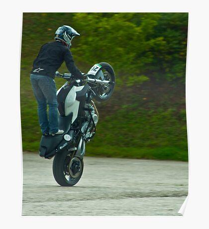 Bike Stunt Trix2 Poster