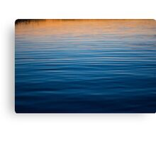 Deep Hues Canvas Print